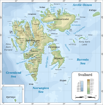 Svalbard - a Cruising Guide on the World Cruising and Sailing Wiki