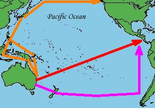 Trans-Pacific Page - West to East - a Cruising Guide on ... on
