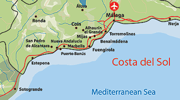 Costa Del Sol - a Cruising Guide on the World Cruising and Sailing ...