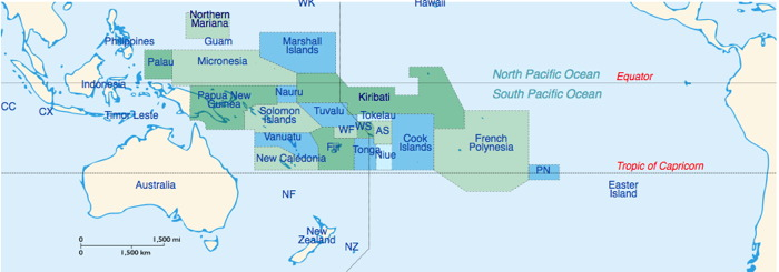South pacific a cruising guide on the world cruising and sailing wiki ccuart Choice Image