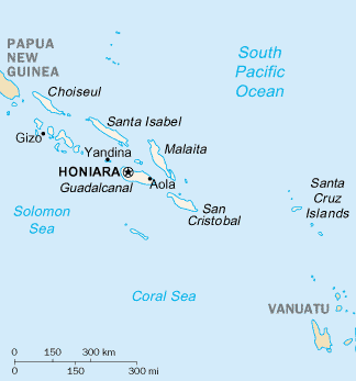 Cruising Guide Solomon Islands