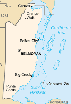 Belize a cruising guide on the world cruising and sailing wiki belizemapg gumiabroncs Image collections