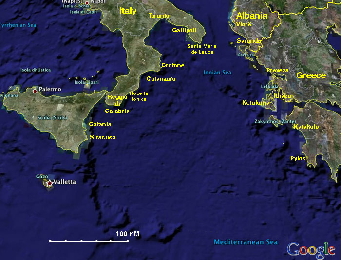 Sailing the ionian islands: a guide to meganisi | zizoo | sailing.