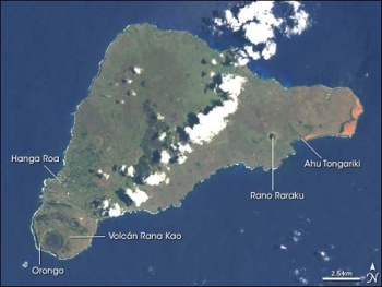 Easter Island A Cruising Guide On The World Cruising And Sailing Wiki