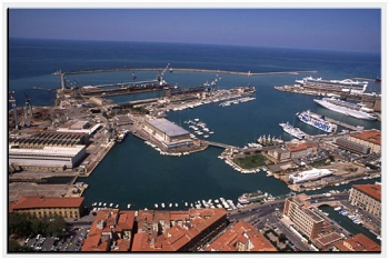 LivornoHarbour