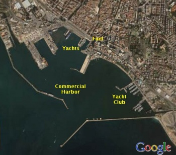 Cagliari - a Cruising Guide on the World Cruising and ...