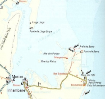 Inhambane a Cruising Guide on the World Cruising and Sailing Wiki