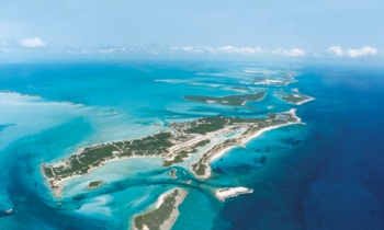 Staniel Cay - a Cruising Guide on the World Cruising and