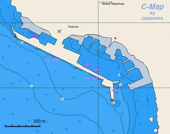 Mykonos Marina A Cruising Guide On The World Cruising And Sailing Wiki