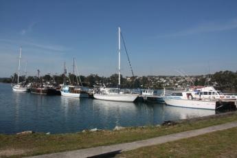 St Helens Tasmania - a Cruising Guide on the World Cruising