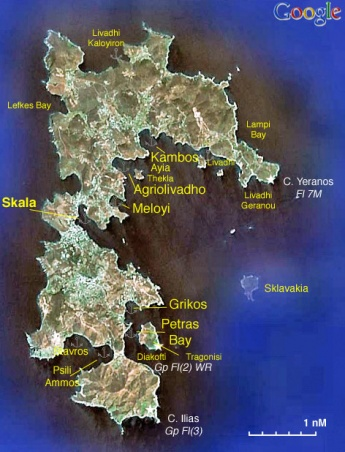 Patmos - a Cruising Guide on the World Cruising and ...