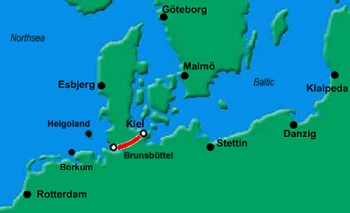 Kiel Canal a Cruising Guide on the World Cruising and Sailing Wiki