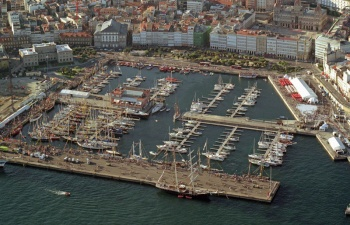 La Coruna A Cruising Guide On The World Cruising And Sailing Wiki